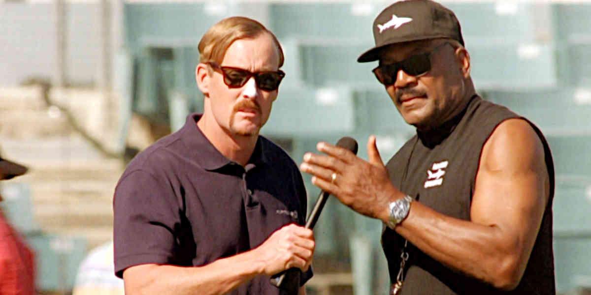 Sportreporter und Wendehals: Jack Rose in An jedem verdammten Sonntag (1999)