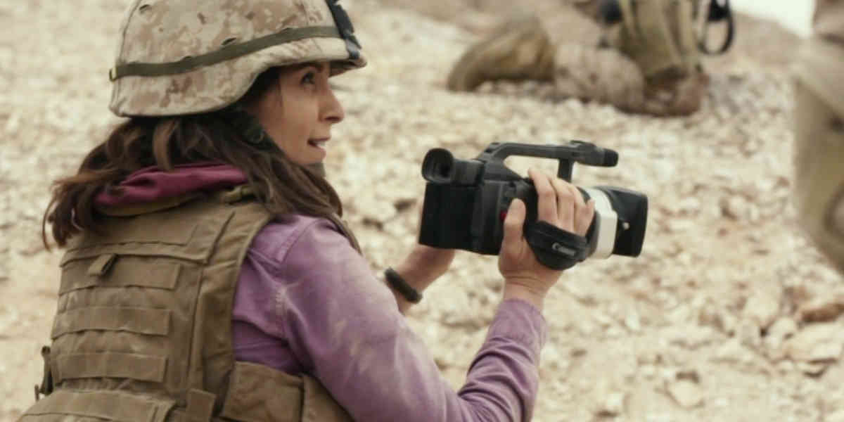 journalistenfilme.de – der Podcast #18: Kriegsberichterstattung im Film