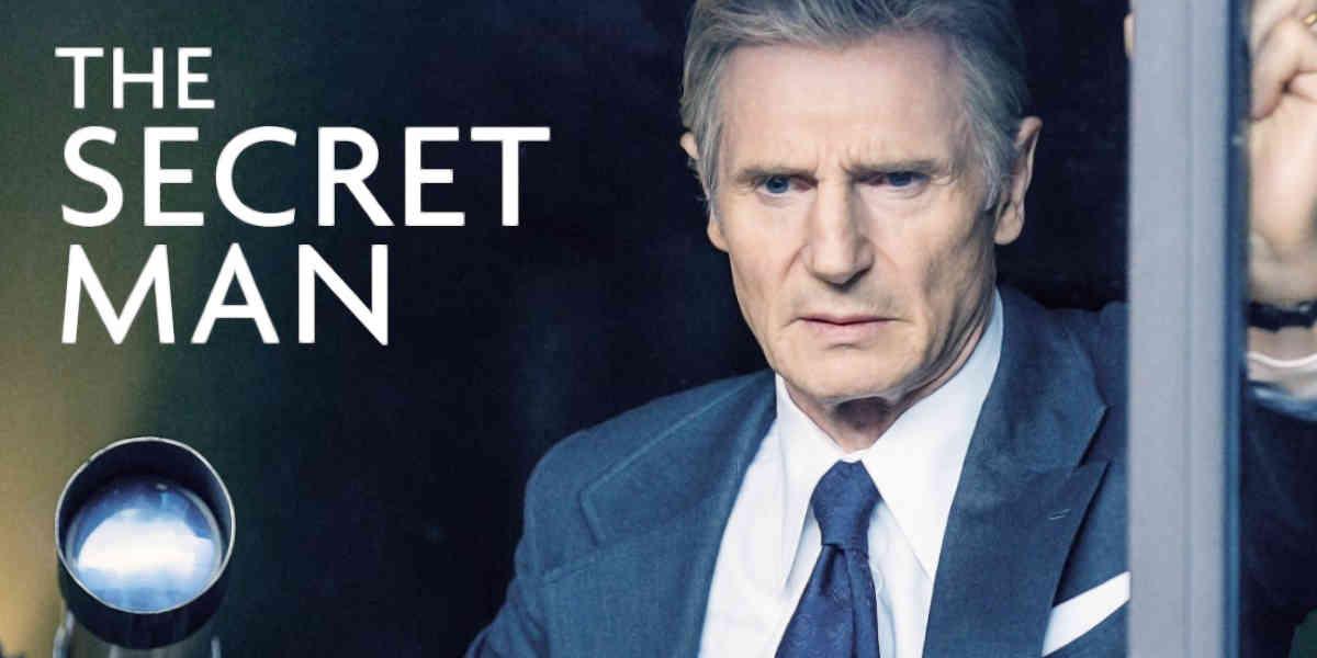 Das Spin-off zu Die Unbestechlichen: The Secret Man (2017)