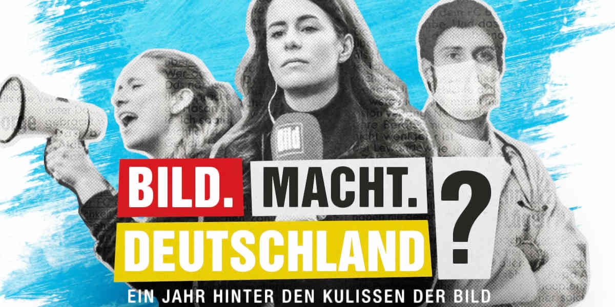 journalistenfilme.de – der Podcast #21: BILD.Macht.Deutschland? (2020)