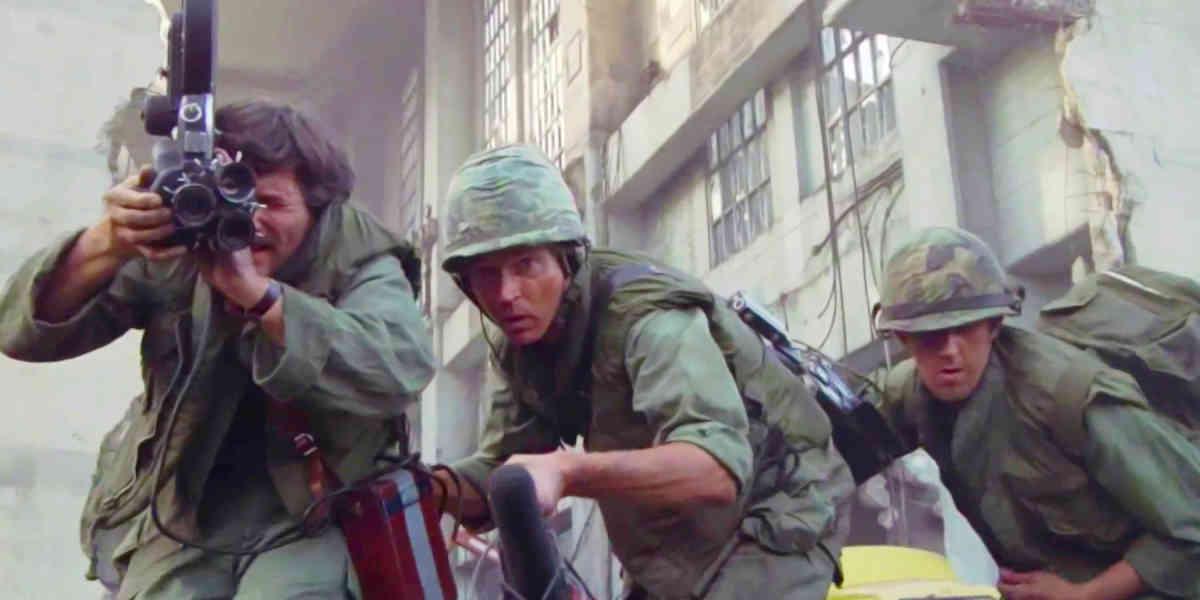 Full Metal  Jacket (1987) und die Rolle der Medien im Vietnamkrieg