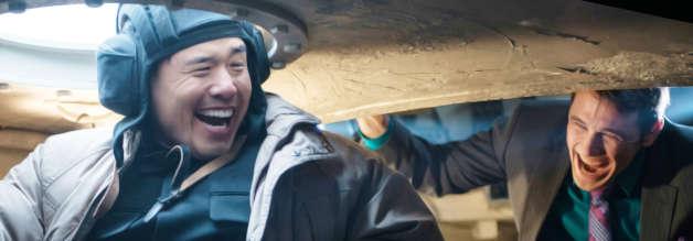 Do you ever feel like a plastic bag? Dave Skylark entkennt in dem Diktator Kim Jong-un einen vermeintlichen Seelengefährten.