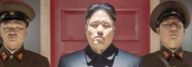 Entdämonisiert: Kim Jong-un (Randall Park) wird in The Interview zu einem Kindskopf mit ausgewiesenem Vaterkomplex.